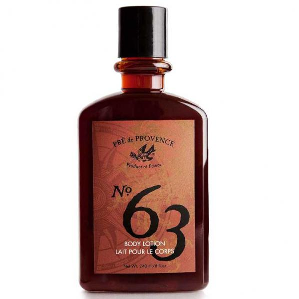 Pre de Provence No.63 Mens Body Lotion - 8 Ounce