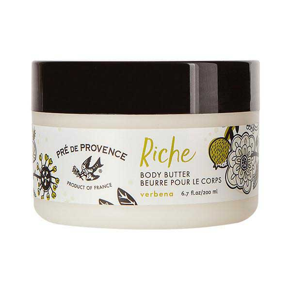 Pre de Provence Riche Body Butter Verbena 200 ml with Shea Butter