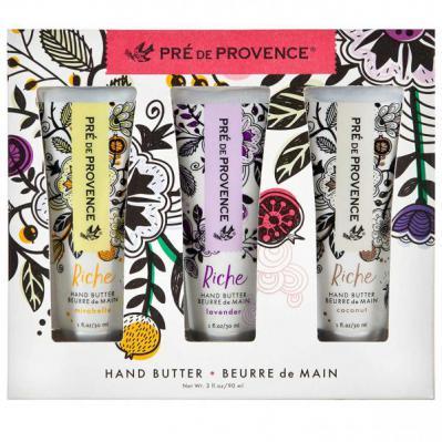Pre de Provence Hand Butter Cream Lotion Riche Trio Gift Set