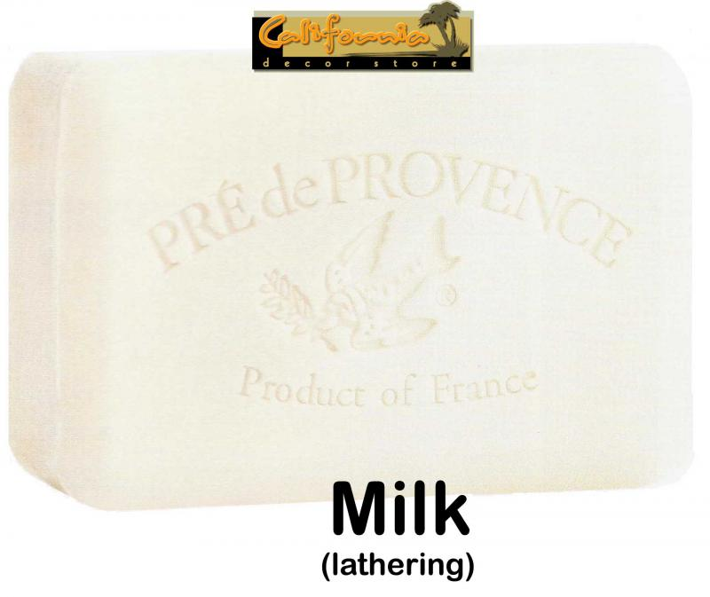 Pre de Provence Soap Sweet Milk 250 gram lathering Bath Shower Bar