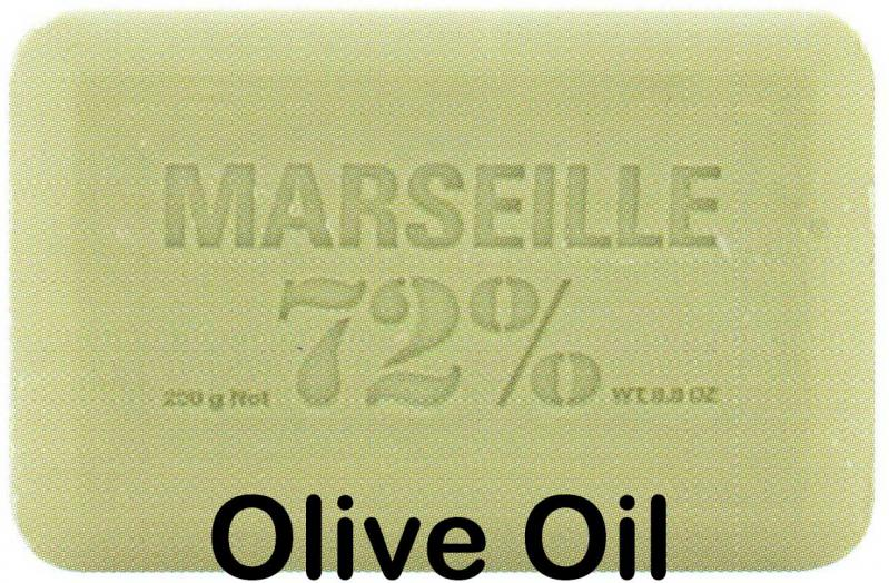Pre de Provence Soap Olive Oil Marseille 250 gram lathering Bath Shower Bar