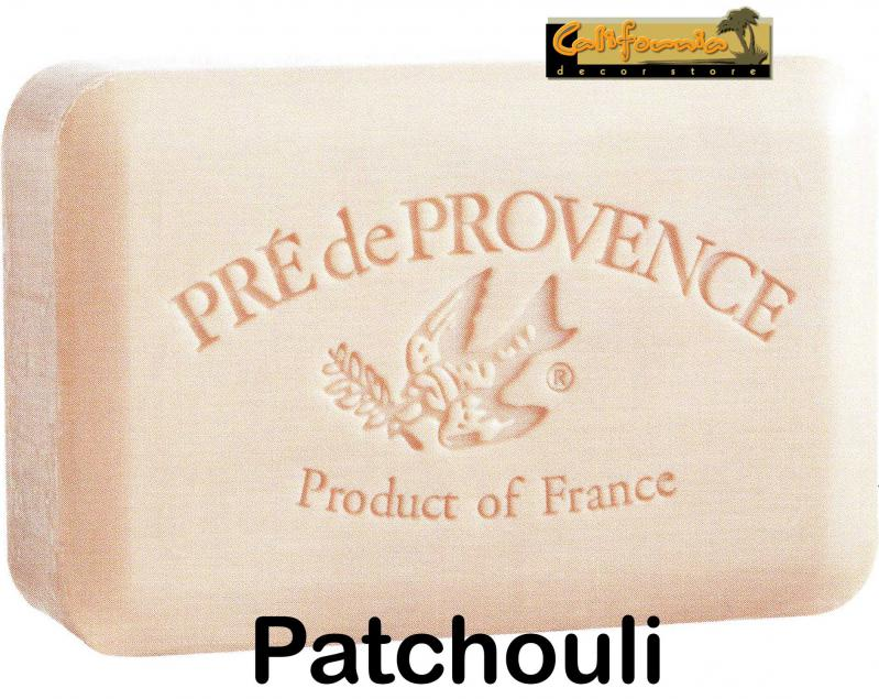 Pre de Provence Soap Patchouli 250 gram lathering Bath Shower Bar