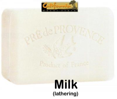 Pre de Provence Soap Milk 250 gram Bath Shower Bar