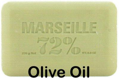 Pre de Provence Soap Marsielle Olive Oil 250 gram Bath Shower Bar