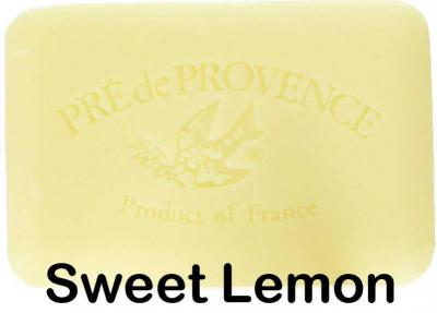 Pre de Provence Soap Sweet Lemon 150 gram Bath Shower Bar
