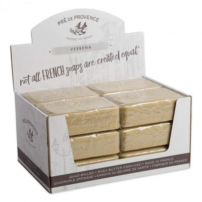 Pre de Provence Soap Verbena 250 gram Bath Shower Bar Case of 12
