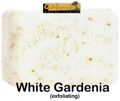 Pre de Provence White Gardenia Soap 150 Gram Bath Bar