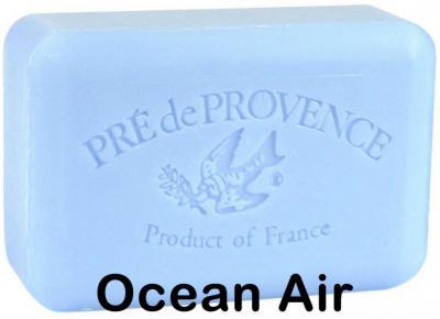 Pre de Provence Soap Ocean Air 150 gram Bath Shower Bar