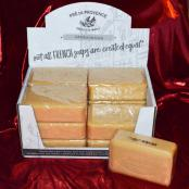 Pre de Provence Soap Sandalwood 250 gram Bath Shower Bar Case of 12